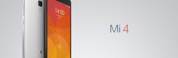 Xiaomi Mi 4 announces in China