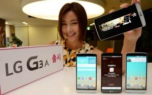 Lg g3 a soon in south korea