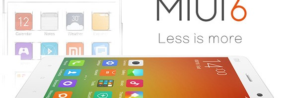 Xiaomi announces MIUI 6 with flatter look and more features