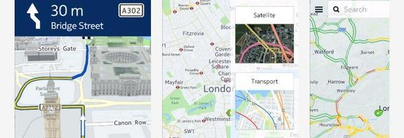 Nokia's HERE Maps Beta listed on Samsung App Store, new APK (v1.0-172) leaked