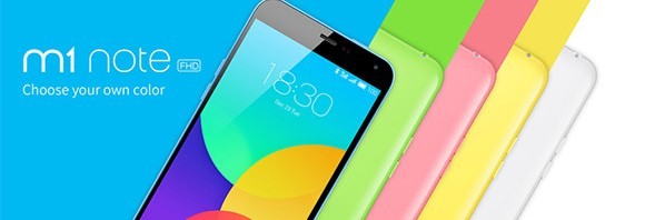 Meizu m1 note is official, packs 5.5-inch 1080p display for $160