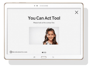 Samsung 'Look At Me' app to help kids suffering with autism