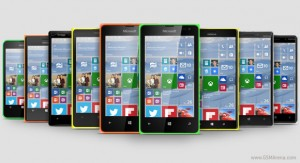 All lumia phones will start getting windows 10 in december