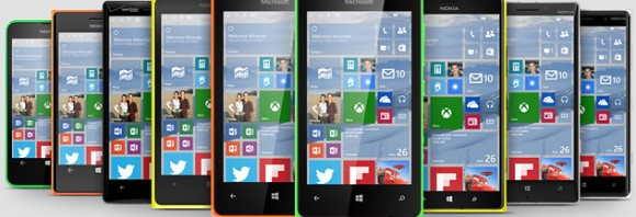 Lumia 435, 735 and 930 to get Windows 10