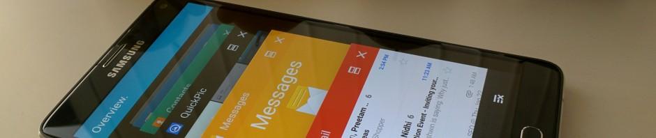 TouchWiz finally looks good, thanks to Google