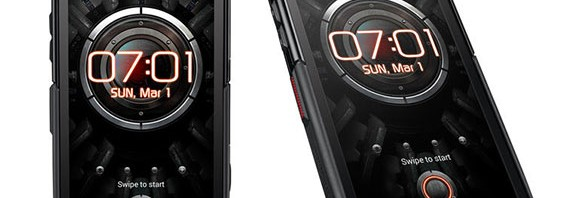 Kyocera Torque in Europe with a rugged droid smartphone