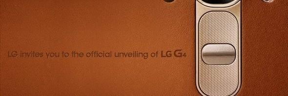 LG G4 event invitation confirms f/1.8 lens, LED flash, laser focus