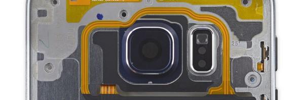 Galaxy S6 edge teardown reveals the device is hard to repair