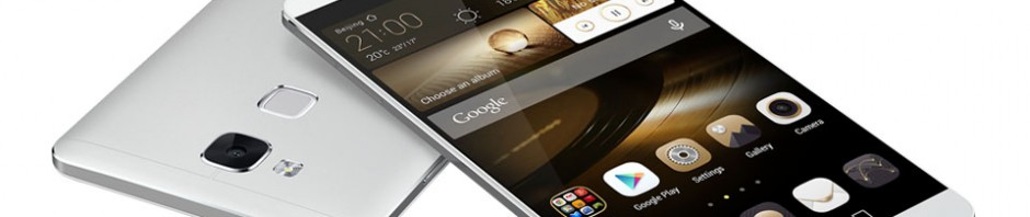 Android 5.1 Lollipop for Huawei Ascend Mate7 spotted in a video