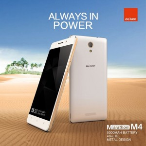 Gionee to launch marathon m4 with a huge 5000mah battery