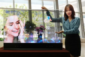 Samsung launches first mirror and transparent oled panels