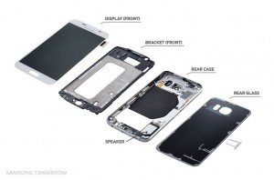 Samsung's official teardown of galaxy s6 and s6 edge reveals what's beneath the beautiful exteriors