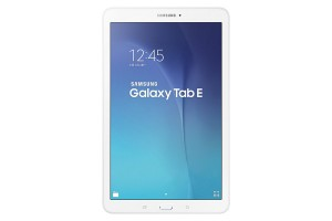 Samsung galaxy tab e, an affordable 9.6-inch tablet, is now official