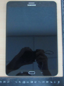Live pictures of the galaxy tab s2 8.0 leak, tablet visits the fcc