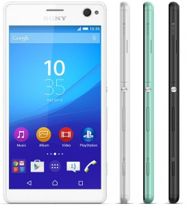 Sony xperia c4 dual becomes available in india