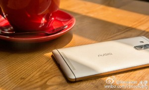 Zte nubia x8 images, details leaked