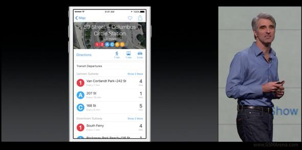 Ios 9 unveiled: smarter siri, split-screen multitasking, transit maps