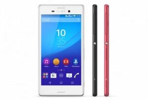Sony xperia c4 and m4 aqua are both shipping now