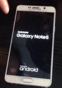 Galaxy Note 5 2