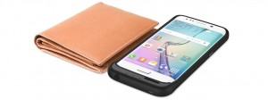 Incipio case lets you use a microsd card with your galaxy s6 devices