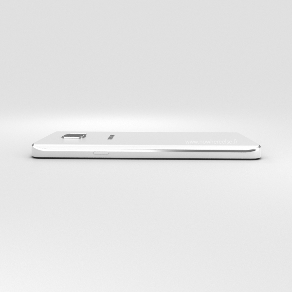 Galaxy note 5 3d renders show what the device might look like