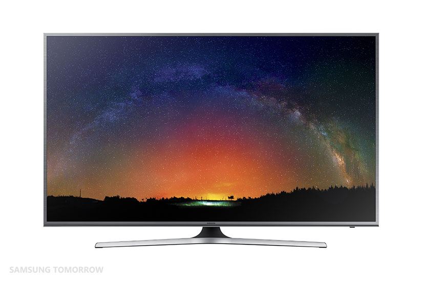 Samsung has a new 4k suhd tv for the masses