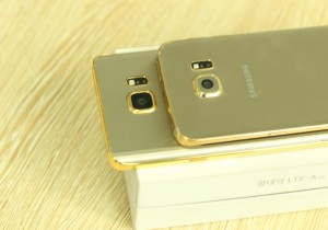 S6 edge in real gold 3