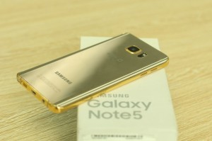 S6 edge in real gold 6