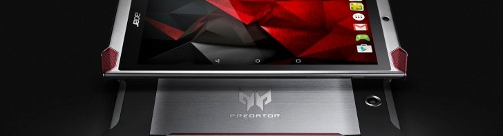 Acer Predator 6 and Predator 8 are new beastly devices aimed at gamers