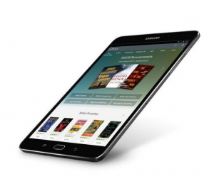 Samsung teams up with barnes & noble to launch galaxy tab s2 nook
