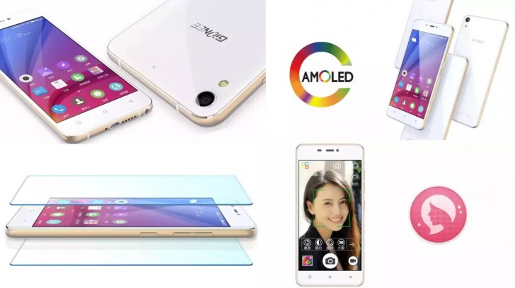 Gionee s5.1 pro goes official with bigger screen and better chipset