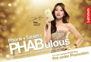 Lenovo phab plus – pre-order in malaysia