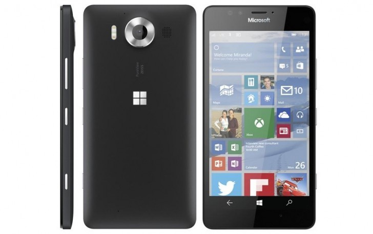 Spanish retailer leaks lumia 950 and 950 xl prices
