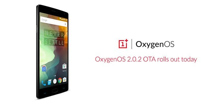 OxygenOS 2.0.2 OTA