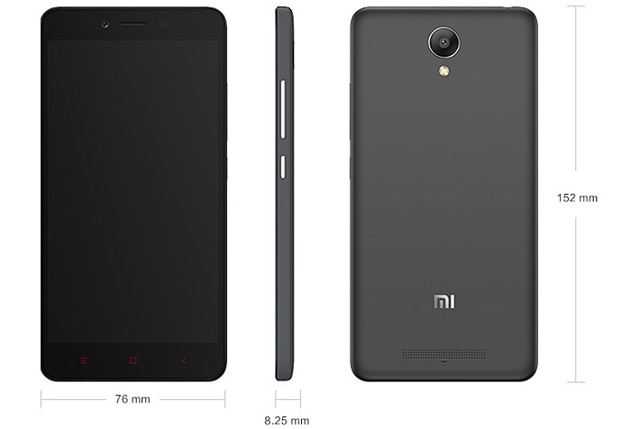 RedMi Note 2 3