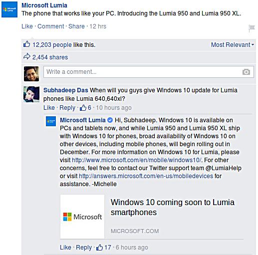 Lumia win10