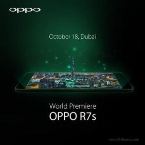 Oppo R7s
