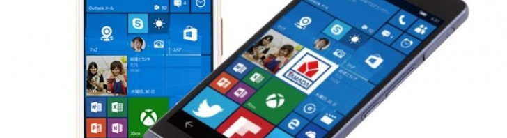 Windows 10 Powered, EveryPhone is thinnest Windows phone to date