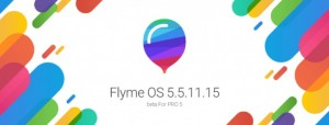 Flyme 5 update for meizu pro 5 finally arrives