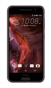 Vodafone uk trots out exclusive htc one a9 in deep garnet