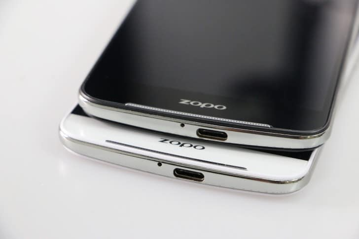 Zopo speed 8 is now official, the first with helio x20