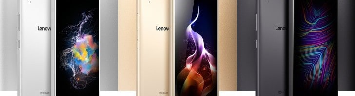 Lenovo announces Vibe K5 Plus in India