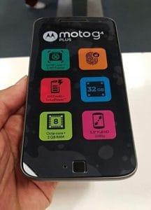 Moto G4 Plus2