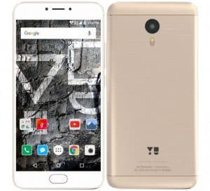 Yu yunicon with mediatek p10 is available