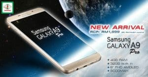 Galaxy a9 pro international variant launched