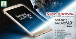 Galaxy A9 Pro 2