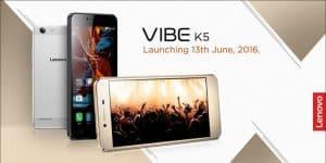 Lenovo vibe k5 on sale today