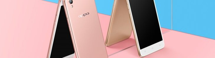 Oppo A37 with Snapdragon 410 and 8MP/5MP camera duo for 9