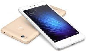 Xiaomi redmi 3x with snapdragon 430, fingerprint sensor, metal body announced