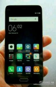 Xiaomi mini